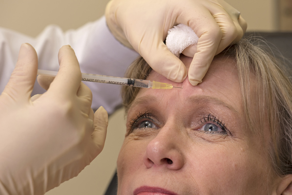 Botox - The Center for Dermatology